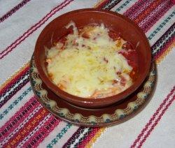 доматено гювече