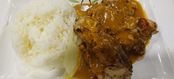пилешки хапки в сос