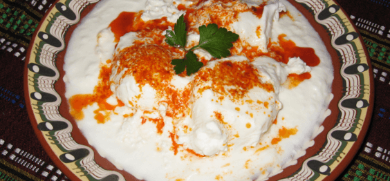 яйца по панагюрски