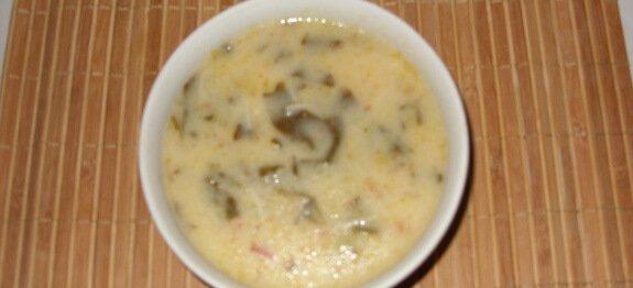 Супа с лапад
