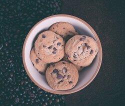 бисквити cookies в паничка