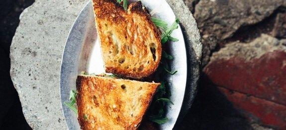 сандвич с прошуто