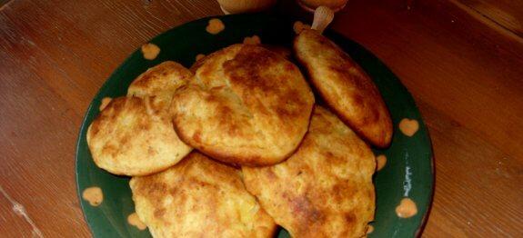 картофени кюфтета с кашкавал