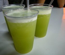 сок от захарна тръстика