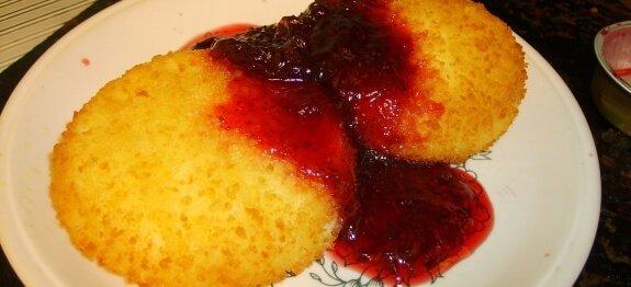 сирене Камембер със сладко