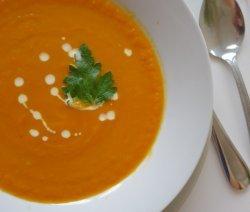 морковена супа