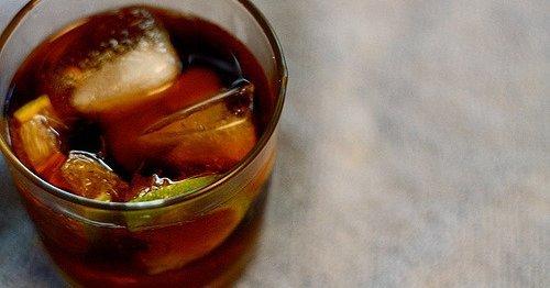 коктейл куба либре