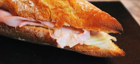 сандвич с франзела