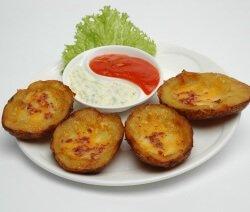 цели картофи на фурна