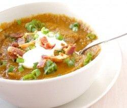 тиквена крем супа