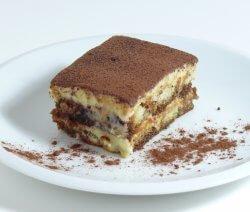 тирамису с шоколад
